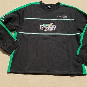 NWOT #18 Interstate Battery Joe Gibbs sweatshirt